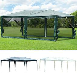 10' x 20' Gazebo Canopy Cover Tent  Patio Party w/ Removable