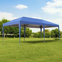 Outsunny 10' x 20' Outdoor Gazebo Pop Up Canopy Wedding