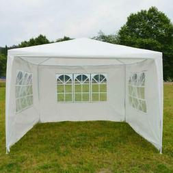 10'x10'Outdoor Heavy duty Canopy Party Wedding Tent Gazebo P