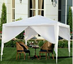 10'x10' Patio Party Wedding Tent Canopy Heavy duty Gazebo Pa