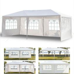 10'x20'/4Sidewall Outdoor Canopy Party Tent Patio Heavy duty