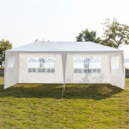 "10""x20""Outdoor Party Tent Gazebo Wedding Canopy Heavy Duty P"