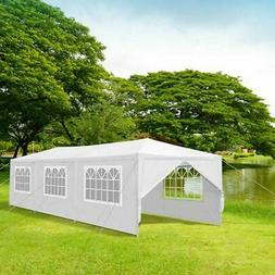 10'x30' Wedding Party Tent 8 Sides Awning Canopy Gazebo Outd