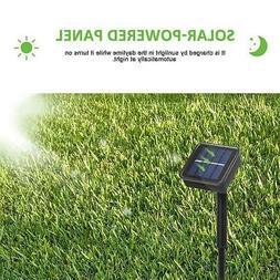 100/200 LEDs Outdoor Solar Curtain Fairy String Lights Hangi