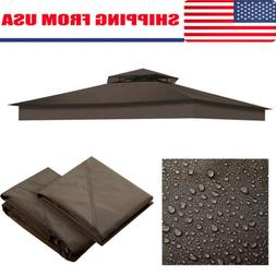 12'x10' Waterproof Outdoor Canopy Top Replacement Cover for