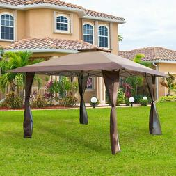 13 x13 uv block sun shade gazebo