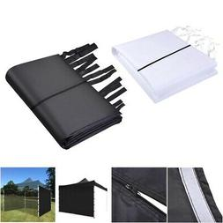 1Pc 10x10 Ft Pop Up Canopy Sidewall Panel Gazebo Sun Shade T