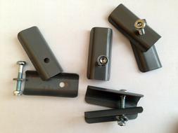 4 Coleman 10 x 10 Canopy Gazebo Truss Bars CROSS & ENDS META