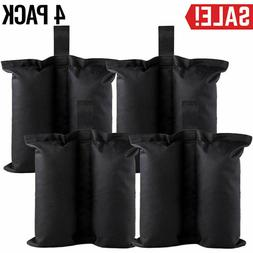 4 Outdoor Canopy Tent Weights Leg Bags Sand Bags Ez Pop Up I