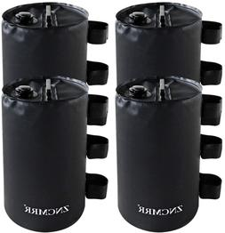 4 Pack Canopy Water Weight Bag Leg Weights Durable For Pop U