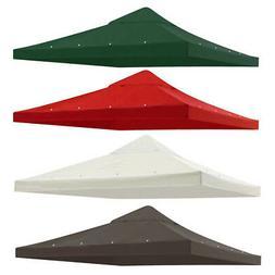 9.76'x9.76' Gazebo Top Canopy Replacement Patio Sunshade Cov
