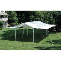 ShelterLogic MaxAP 2-in-1 Canopy with Extension Kit, White,