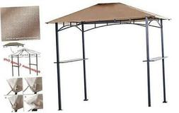 ABCCANOPY 8' X 5' Grill Shelter Replacement Canopy roof ONLY
