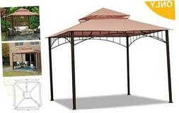 ABCCANOPY Patio Soft Top Gazebo Replacement 10'X10' Summer B