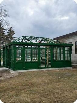 beautiful estate garden architectural greenhouse gazebo cons