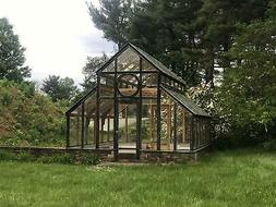 BEAUTIFUL ESTATE INDOOR OR OUT GARDEN GAZEBO - GREENHOUSE ST
