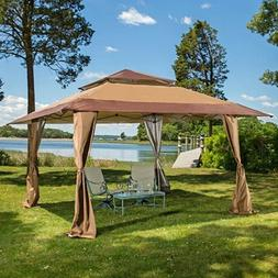 BRAND NEW GAZEBO 13 X 13 POPUP CANOPY,GREAT FOR SHADE WITH