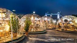 Bubble Tent Garden Igloo Plant Geodesic Dome Walk In Gazebo