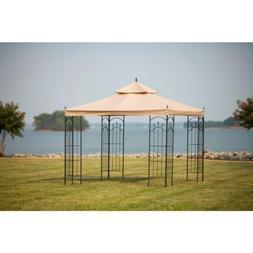 Canopy Outdoor Patio for 10 ft. x 10 ft. Arrow Gazebo