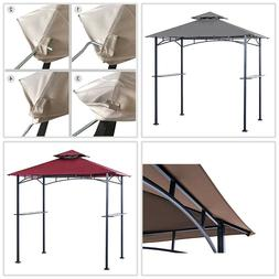 Canopy Roof Gazebo Grill Shelter Durable Heavy Duty Weather