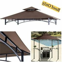 Canopy Roof Replacement for Grill Shelter FIT Gazebo L-GZ238