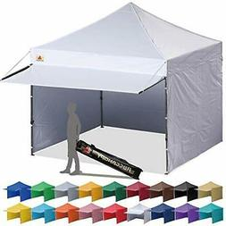 ABCCANOPY Canopy Tent 10 x 10 Pop-up Instant Shelters Commer
