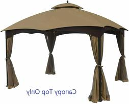 Canopy Top Replacement 10x12 Patio Gazebo Pavilion Sun Shade