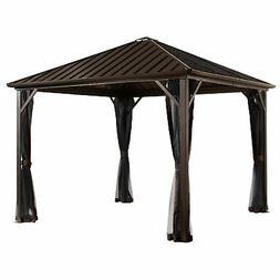 DAKOTA #53 Gazebo 10'x12' steel roof