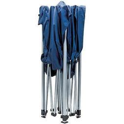 draper blue folding gazebo 3m x 3m