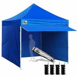 10x10 EZ Pop Up Instant Canopy Shelter Beach Event Gazebo Pa
