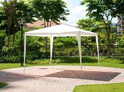 Folding Outdoor Patio Backyard Canopy Gazebo Garden Fabric 1