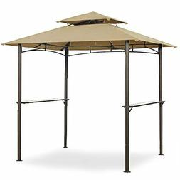 Garden Winds Replacement Canopy for Mainstays Grill Shelter