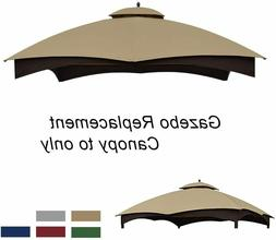 ABCCANOPY Gazebo Replacement Canopy 10'x12' for Lowe's 10' x