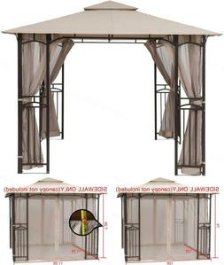 Get out of the sun with a MASTERCANOPY Gazebo Mosquito Netti