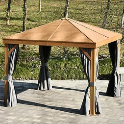 Gigantic Hardtop Canopy Party Pavilion w/ Protected Sidewall