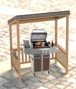 Grill Shelter Building Plans