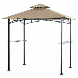ABCCANOPY Grill Shelter Replacement Canopy roof ONLY FIT for