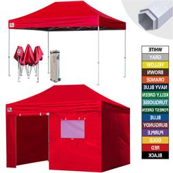 HEAVY DUTY 10X15 Ez Pop Up Canopy Party Weeding Marquee Tent