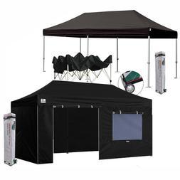 Heavy Duty 10X20 Ez Pop Up Canopy Weeding Party Pavilion Fai