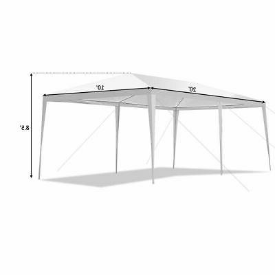 Outdoor Tent Gazebo Events