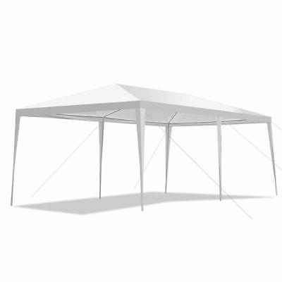 Outdoor Tent Gazebo Pavilion Events 4 Sidewall