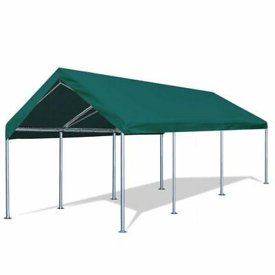 Quictent 10x20 Outdoor Canopy Car Tent Gazebo US