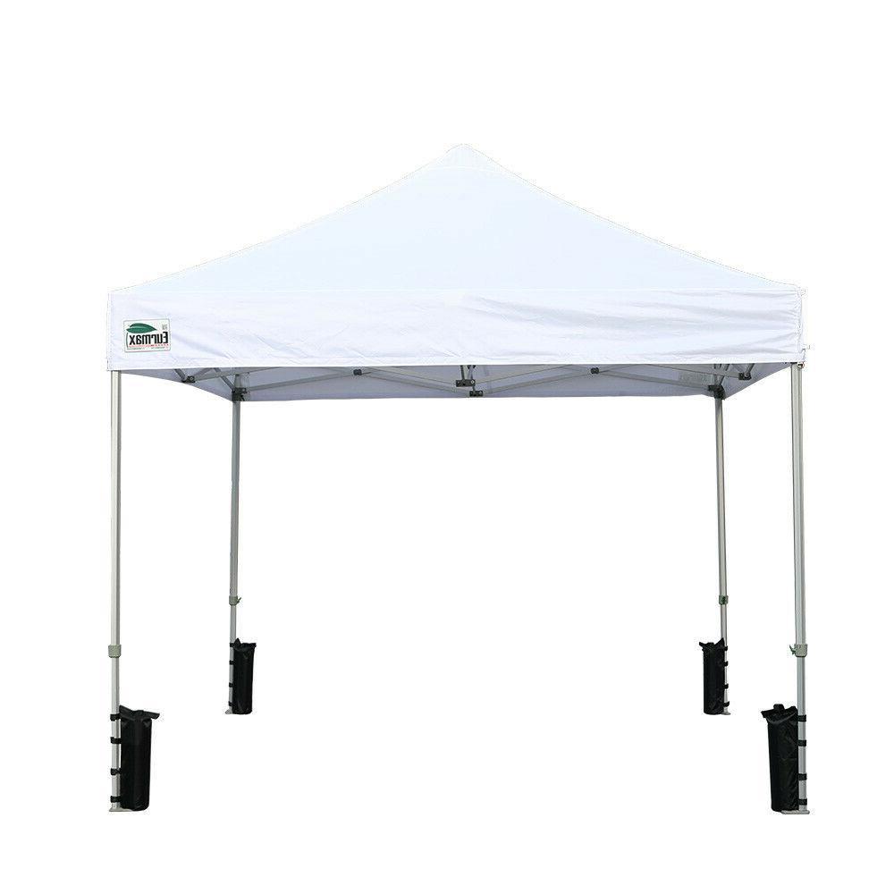 10X10 Ez Canopy Commercial Patio Gazebo Shade Tent