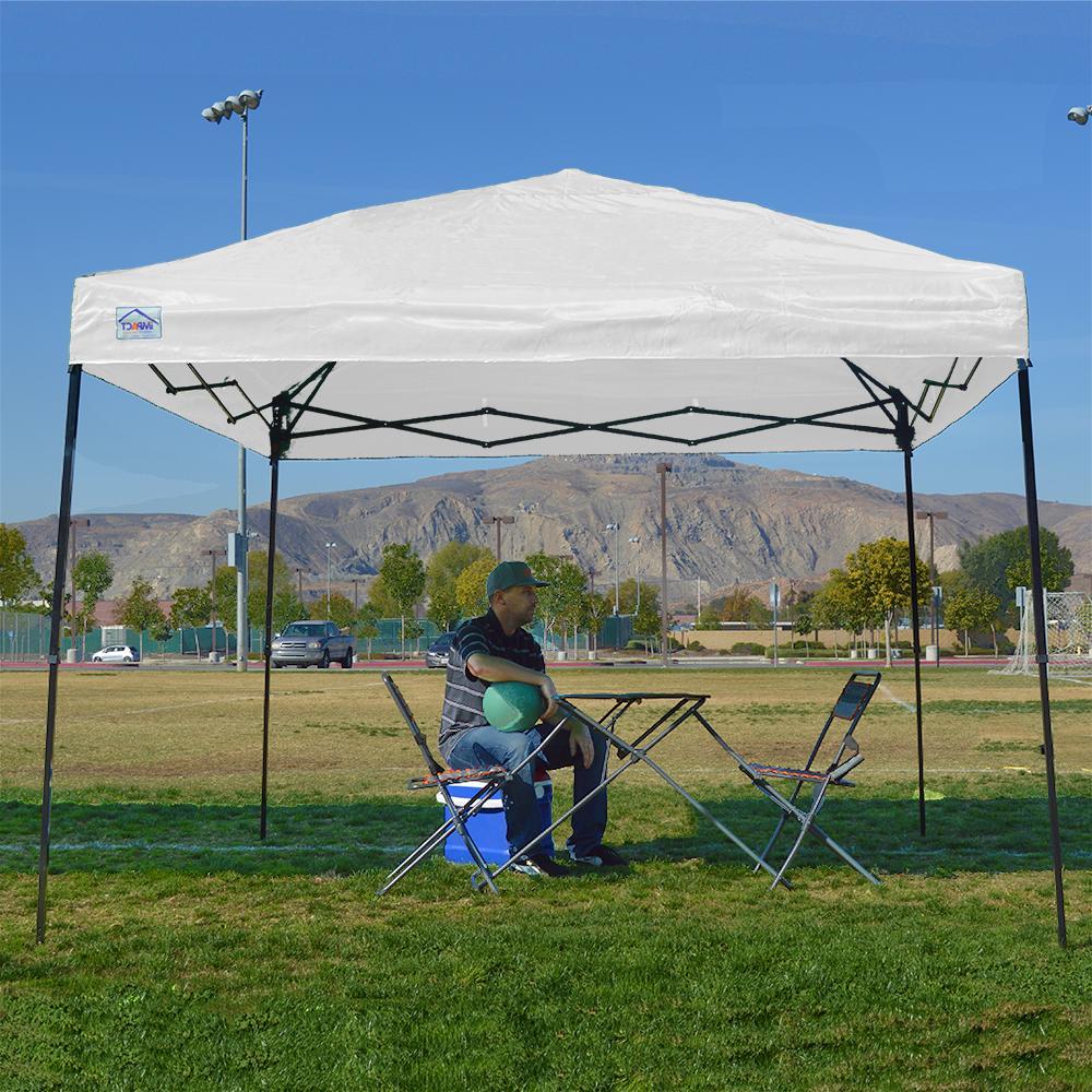 10x10 pop up canopy tent gazebo instant
