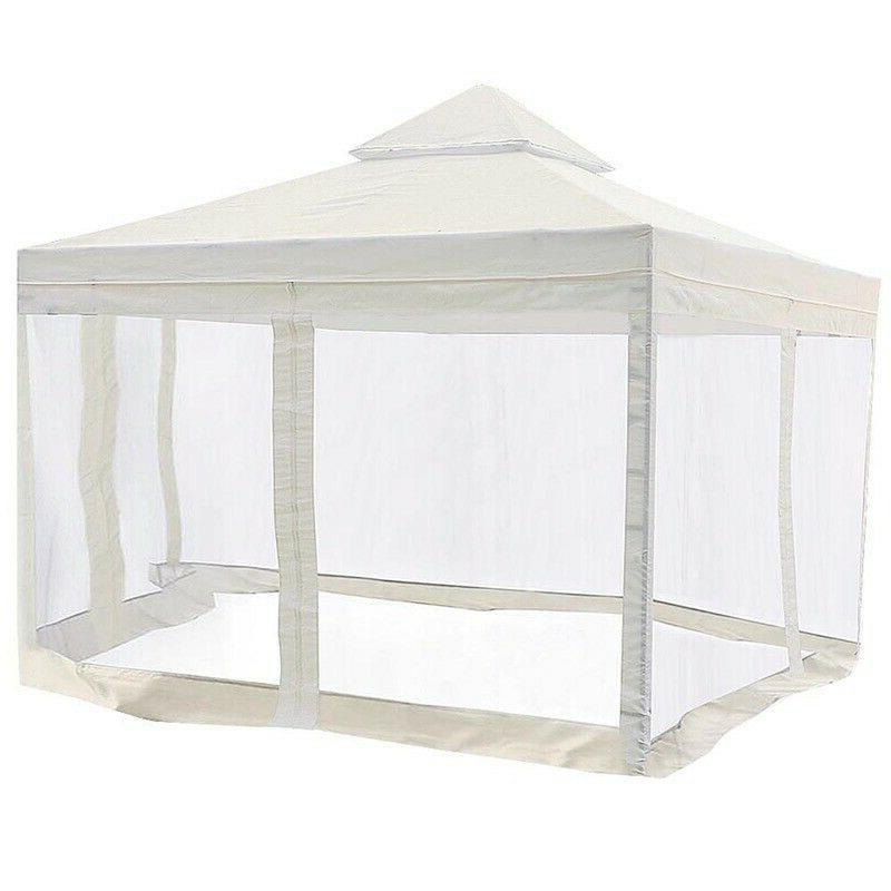 10x10ft outdoor patio gazebo canopy tent home