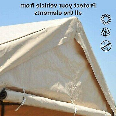 Abba Large Heavy Removable Sidewalls Portable