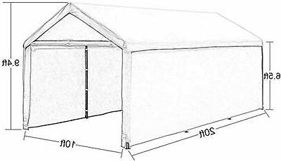 Abba Heavy Removable Sidewalls