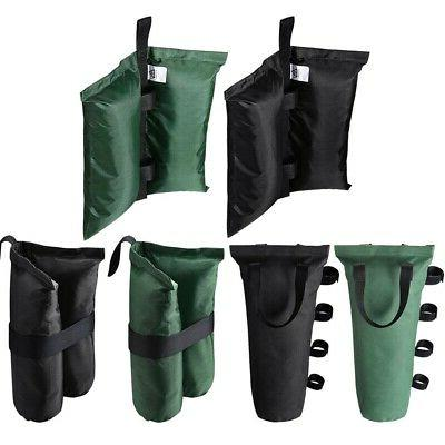 4pc portable weight sand bag for patio