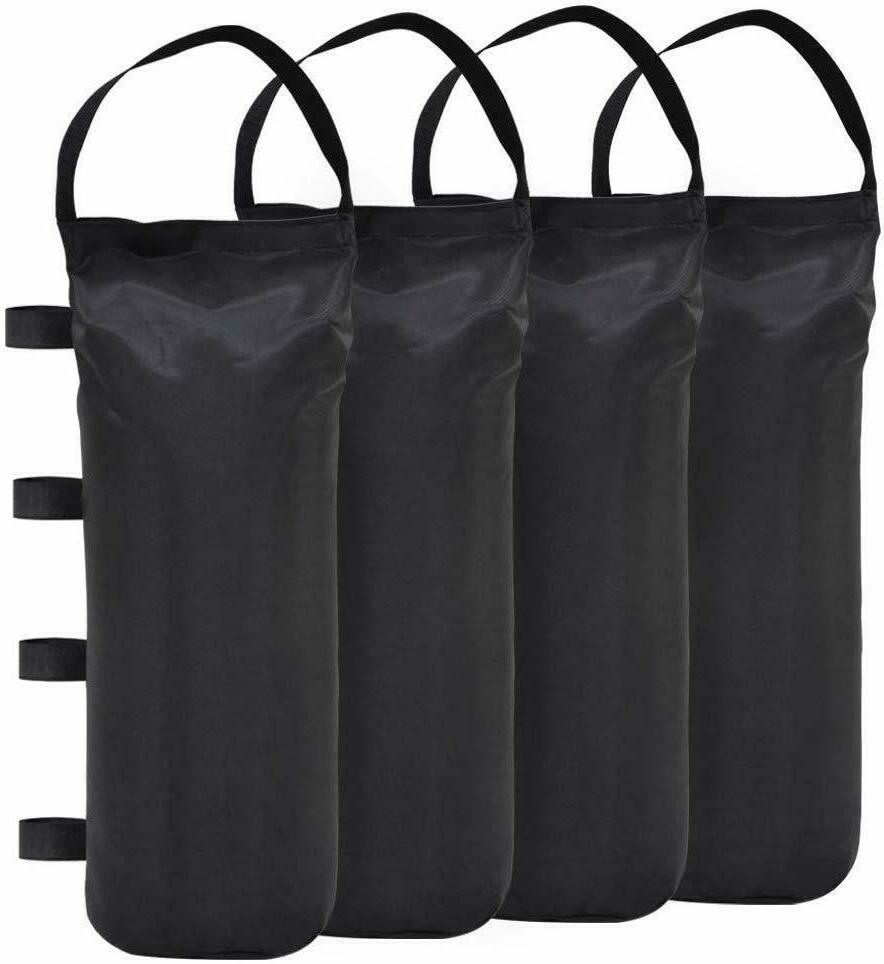 4pcs Bag Bag Pop Canopy Patio Gazebo