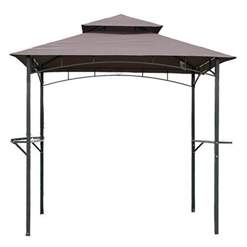 FDW 5'BBQ Gazebo Grill Tent w/Air